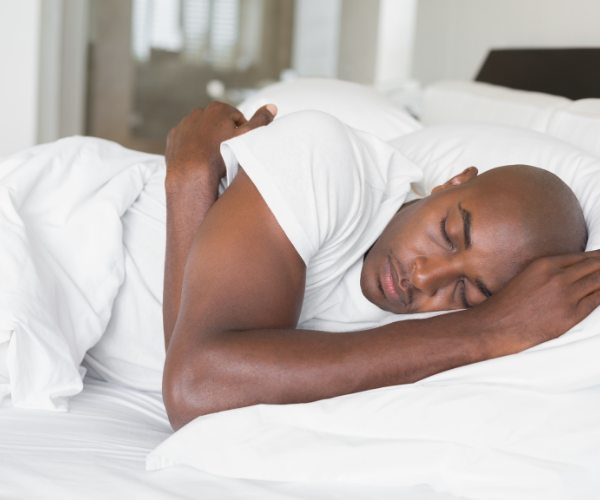Getting good quality sleep is important in preventing chronic pain conditions like lower back pain.
