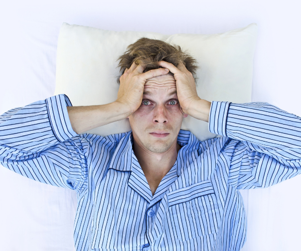 Chronic pain can go hand in hand with a sleep disorder