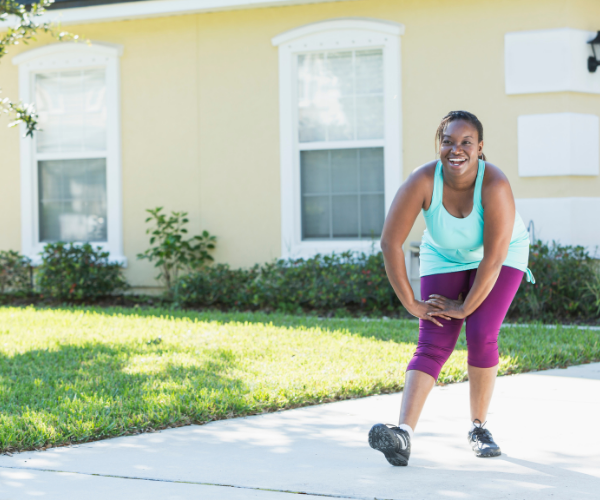 Research has shown that exercise is beneficial for reliving chronic low back pain.