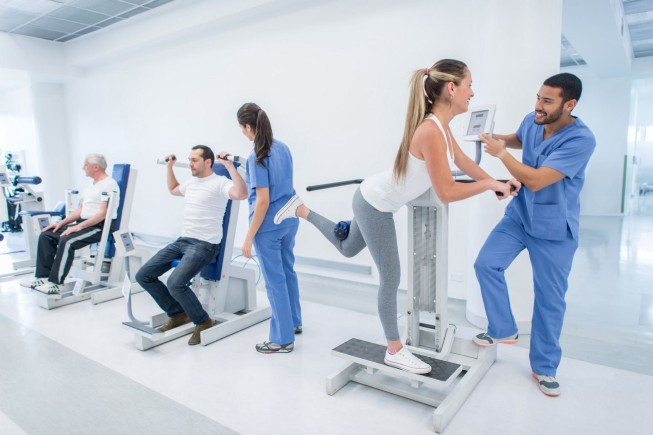 if you have an inability to move a certain body part, then  you might not be ready for physical therapy just yet.