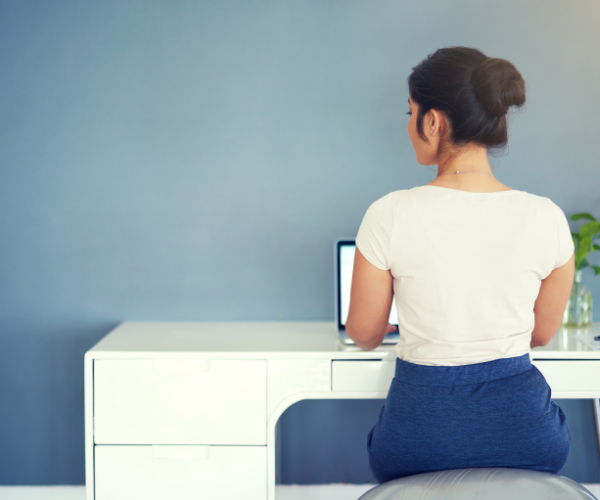 Long term use of posture trainers, like back braces, can actually weaken your muscles, leading to increased back pain.