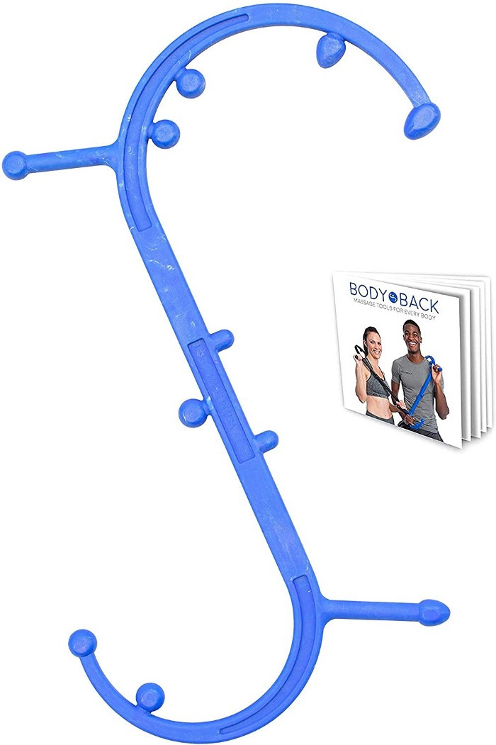 Body Back Buddy Classic reaches every trigger point from head to toe