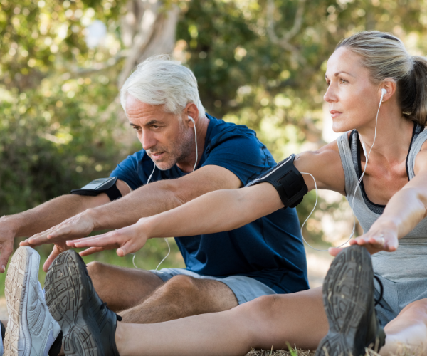 If you have low back pain stretching is important.