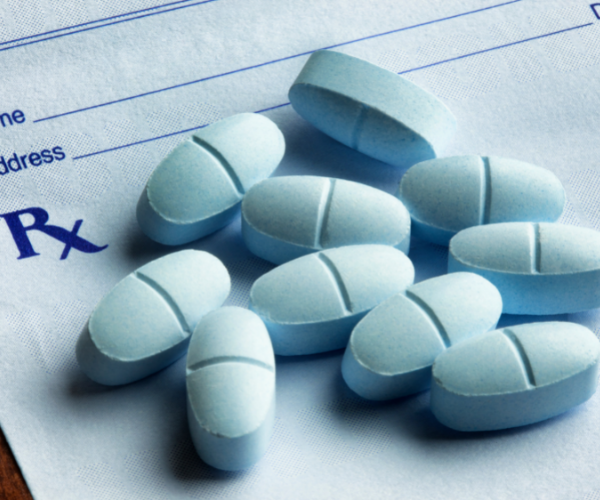 40% of patients who visit the ER are treated with an opioid.