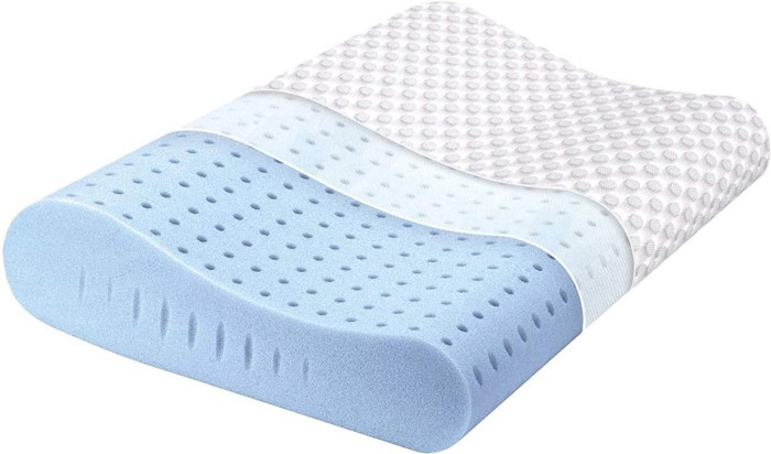 using a pillow under the lumbar region can reduce pressure on the spine and help alleviate lower back pain.