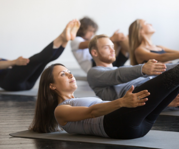 Pilates training can reduce chronic pain.