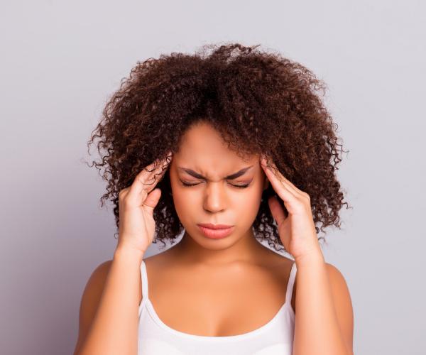 Muscle weakness and fatigue are two of the possible symptoms of chronically elevated cortisol levels.