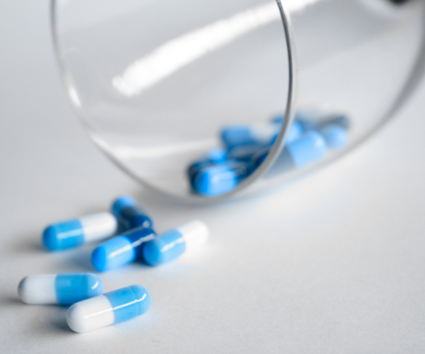 Over the counter medications can have side effects so you should check with a medical professional before taking them for chronic low back pain.