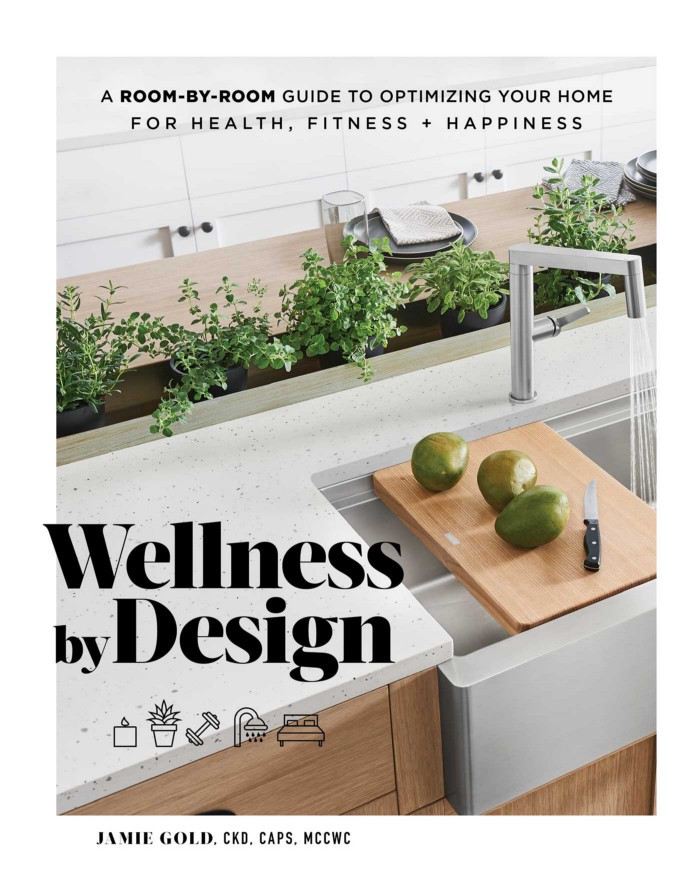 Wellness by Design,  the first comprehensive consumer guide to optimizing your home for  physical and mental health