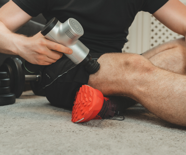 Percussive therapy has been shown to help increase range of motion, without affecting muscle power.