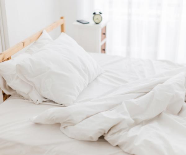 Chronic pain can make it hard to get a good night's sleep.