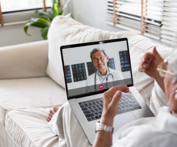 Telehealth is one way that the digital word is changing our lives.