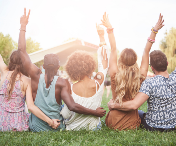 Positive social connections can help increase endorphins and reduce pain.