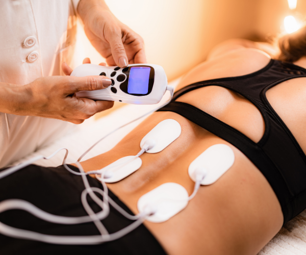 TENS units do not treat the underlying causes of low back pain.