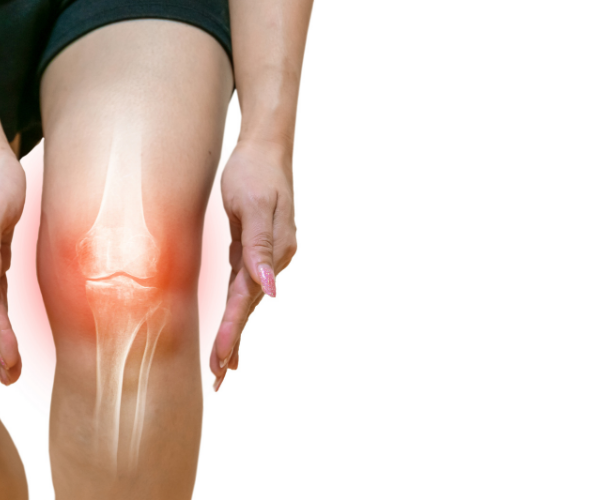 Chronic inflammation is where the inflammatory response  lingers and doesn't go away.