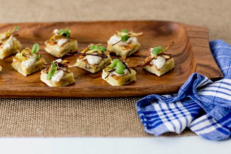 tortilla espanola bites