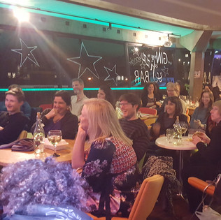 Comedy at Dry January WONDER 2019
