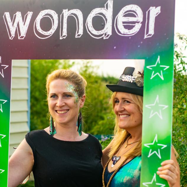 Suzie and Lisa at WONDER July 2018