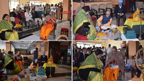 Saraswati Pooja on Basant Panchami on 8 Feb 2019