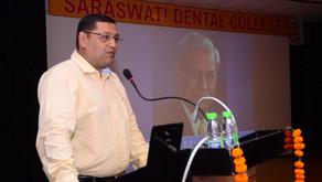 1st Col. T.S. Mathur Oration in Dept of Prosthodontics on 29.08.2019