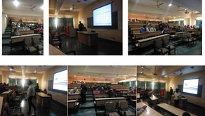 """Lecture of """"FINANCIAL MANAGEMENT"""" by Mr. Gaurav Srivastava, HDFC Bank, Lucknow"""