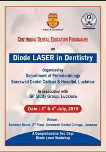 DIODE LASER IN DENTISTRY - Continuing Dental Education