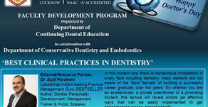 Best Clinical Practices in Dentistry with Dr Sujit Pardeshi
