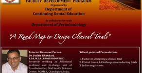 A Road Map to Design Clinical Trials