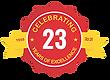 Celebrating Logo