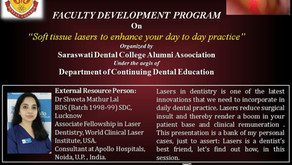 Soft Tissue Lasers to Enhance your day to day Practice with Dr Shweta Mathur Lall