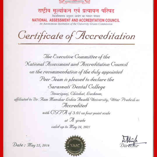 NAAC 'A' ACCREDITED