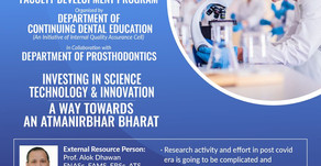 Investing in Sciences, Technology & Innovation: A way towards an Atmairbhar Bharat