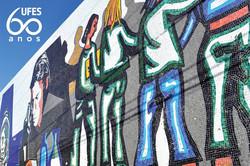 Mural de Entrada da UFES