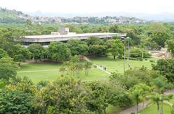Campus da UFES - Sede do ENEFON 2015