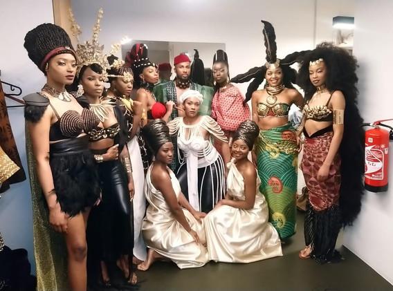 équipe black queen unesco.jfif