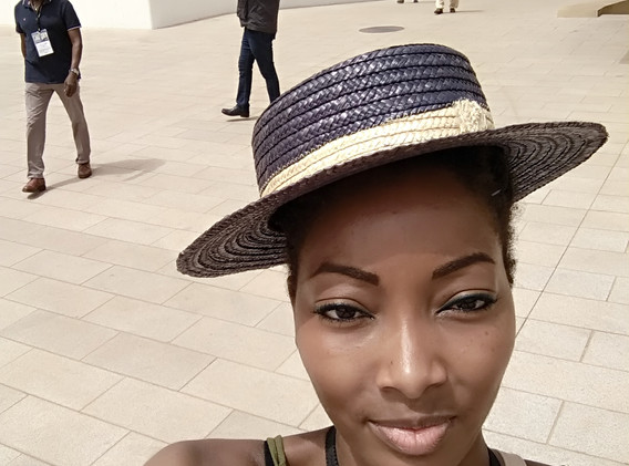 Assina en chapeau au Mali.jpg