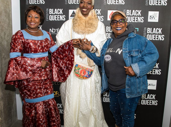 Vernissage Black Queens Princesse K.jpg