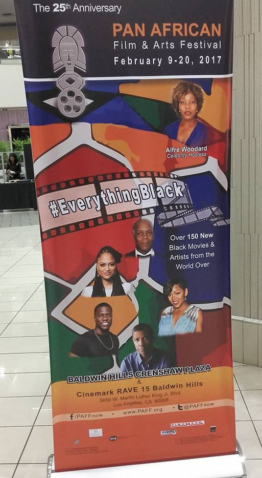 Affiche Pan African Film Festival