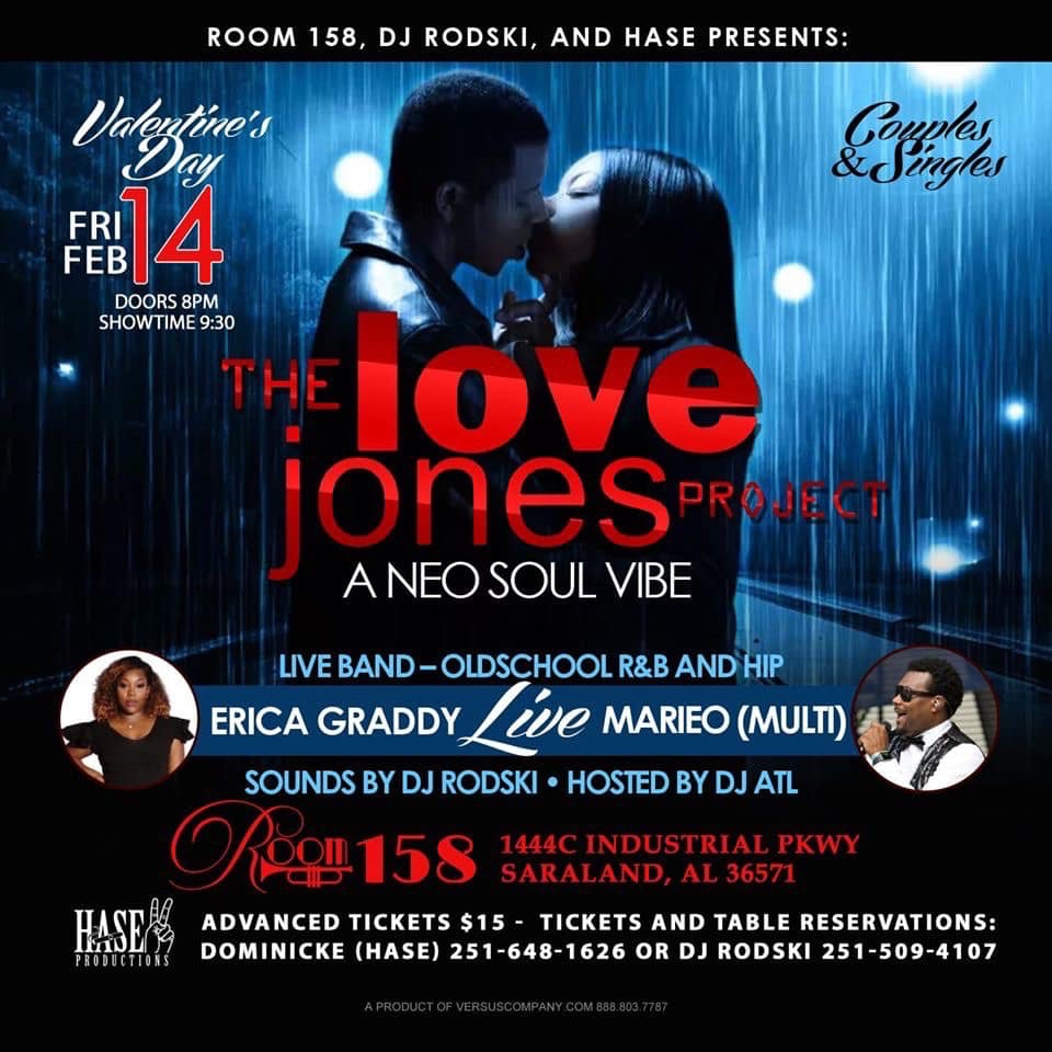 The Love Jones Project: