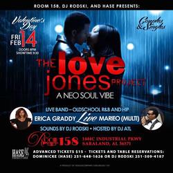 The Love Jones Project: