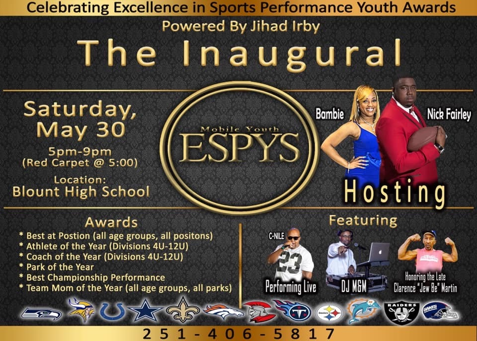 Mobile Youth Espys