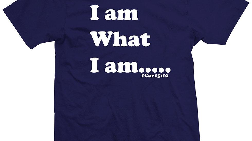 I am What I am