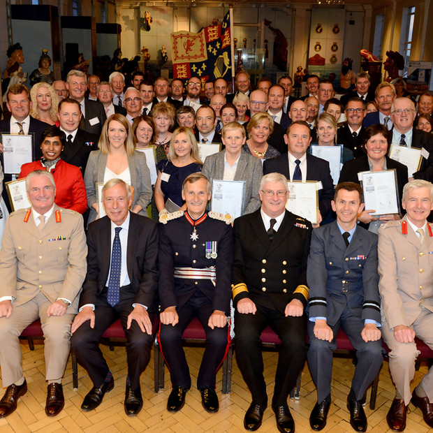 Armed Forces Covenant, Silver Awards Ceremony
