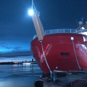 Security Guarding for RSS Sir David Attenborough Polar Research Ship