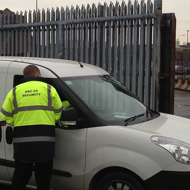 Security Guarding Site Security for Dong Energy Liverpool