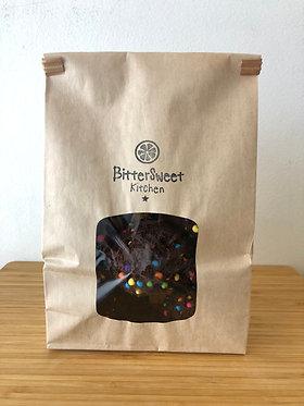 Brownie Rainbow Chip Cookies - dozen, unbaked & frozen