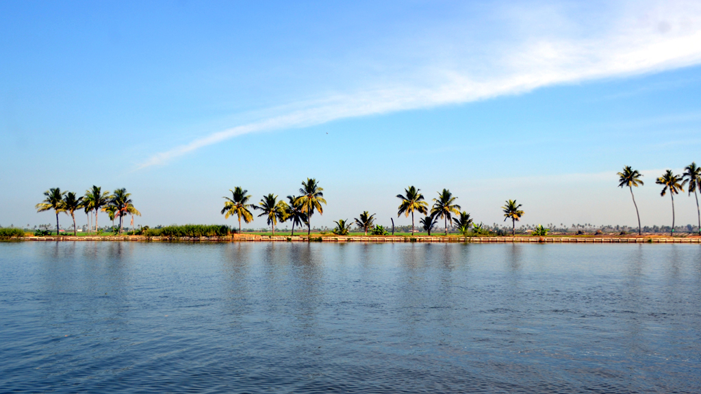 Kavvayi-Backwaters