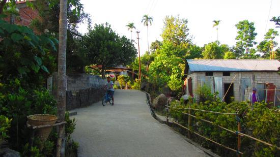 mawlynnong-village