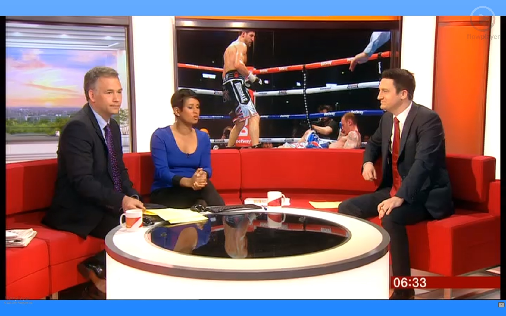 On BBC Breakfast