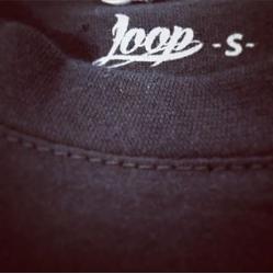 loop serigrafia produzione